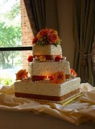 fall themed wedding fall wedding cakes square offset fall themed wedding cake fall