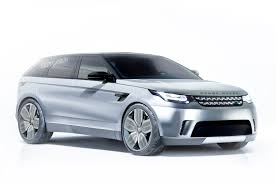 suv range rover land rover reportedly readying upscale electric suv