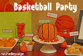 basketball party ideas blogs basketball party march madness
