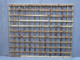 Custom Trellis Panels Special Fence Panels Heritage Fencing Contractors U0026 Suppliers