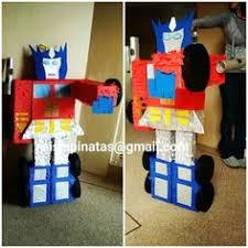 optimus prime pinata piñata 3d optimus prime transformers piñatas y cajas de regalos