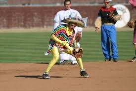 Softball Halloween Costumes Halloween Costume Baseball Game 12 Sportress Blogitude