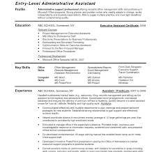 clean modern resume design administrative assistant sle resume for chief administrative officer curriculum vitae