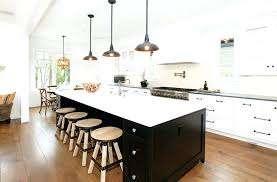 light pendants kitchen islands awesome white island with black light pendants transitional kitchen