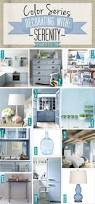 color series decorating with serenity pantone color year 2016