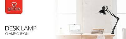 Amazon Anglepoise Desk Lamps Amazon Com Globe Electric 32