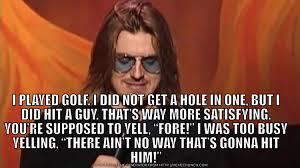 Mitch Hedberg Memes - mitch hedberg about golf golf