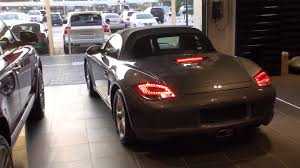 porsche showroom 2009 porsche boxster 987 2 porsche showroom purchase youtube