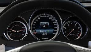 C63 Coupe Interior Mercedes Benz C63 Amg