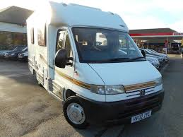 peugeot diesel for sale used 2002 peugeot boxer autocruise starquest 2 berth 270 mwb hdi
