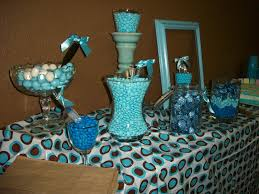 Bridal Shower Table Decorations Baby Shower Candy Buffet Sayings Part 28 Baby Boy Shower