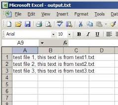 6 answers how to import around 50 000 text files into a single