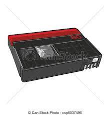 dv cassette fully editable vector illustration of mini dv cassette clip