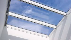 roof flat roof skylights for homes with lowes skylights awesome