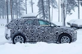 jaguar e pace spied testing in production form automobile magazine