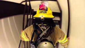 Firefighters Stair Climb by Cystic Fibrosis Portland Firefighter Stair Climb 2014 Youtube