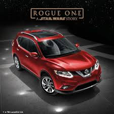 nissan rogue prices 2017 nissan joins marketing campaign for star wars rogue one