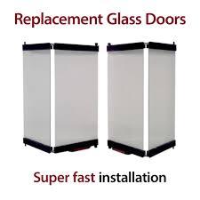 fireplace door glass replacement fireplace replacement glass for prefab fireplace doors brick anew