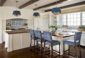 l shaped kitchen kitchen traditional with pendent lights