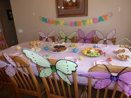 Tea Party Table by Table Setup For Birthday Party Image Inspiration Of Cake And