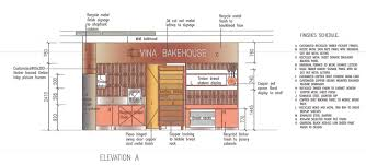 Eastgate Mall Floor Plan Vina Bakehouse U2013 Eastgate Bondi Junction Tvl Designers