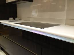 Translucent Corian Light Up Your Life And Your Corian Kitchen The Kitchen Think