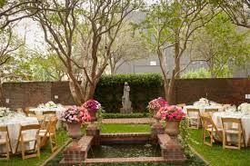 houston wedding venues the best houston venues for a garden wedding brides