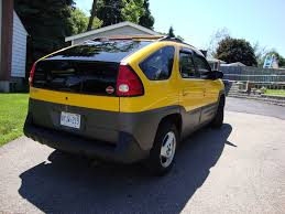 pontiac aztek yellow wizbang3 2001 pontiac aztek u0027s photo gallery at cardomain