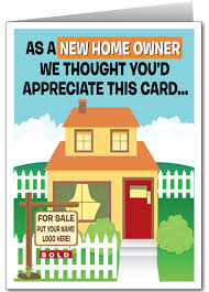 congratulations on your new home realtor card 15213 harrison