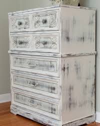milk painted shabby chippy chic dresser salvaged inspirations