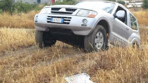 mitsubishi pajero 3 stock di d 3 2 v60 2 3 off road youtube