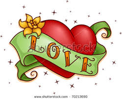 heart tattoo stock images royalty free images u0026 vectors