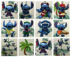 lilo and stitch ornament set pennfoster bemorefestive