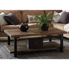 gray reclaimed wood coffee table the gray barn michaelis 48 inch metal and reclaimed wood coffee