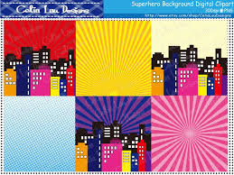Superhero Backdrop Superman Clipart Backdrop Pencil And In Color Superman Clipart