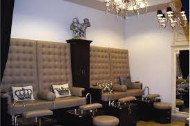 a boutique nail salon that u0027s heavy on the boutique business