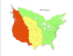 Map Of The Us And Canada by Weather Effects On Avian Breeding Performance And Implications Of