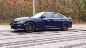 charger hellcat burnout video 2015 dodge charger srt hellcat burnout autoweek