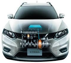 nissan hybrid 2015 nissan x trail hybrid for japan u2013 2 0 litre 20 6 km l image 326031