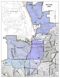 Maps Colorado Springs by Area Command Maps Cspd