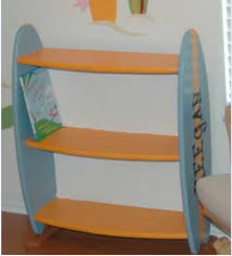 surfboard bookshelf bookcases furniture rooms for a