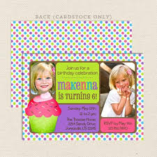 birthday invitations u2013 lil u0027 sprout greetings
