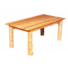 Log Dining Room Tables Log Tables Dining Room Table Sets Rocky Top Furniture