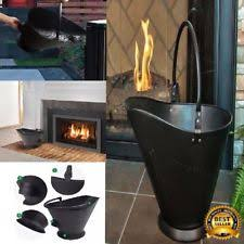 Ash Can For Fireplace by Ash Bucket Fireplaces U0026 Stoves Ebay