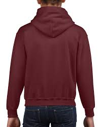 18500b gildan heavy blend 8 0 oz yd youth hooded