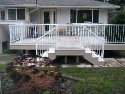 best aluminum decking ideas on deckcheap deck railing view more