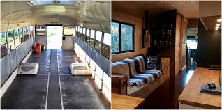 austin guy spends 15k to make a tiny home out of a school bus austin guy spends 15k to make a tiny home out of a school bus houston chronicle