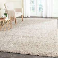Area Rug Beige 8 X 10 Beige Solid Gradient Area Rugs Rugs The Home Depot