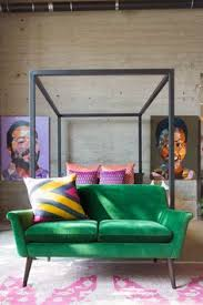 Emerald Green Velvet Sofa by Color Of The Year 2017 Pantone Greenery In Action Pantone