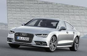 How Standard Led Headlights On The Audi A7 Facelift Will Change
